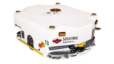 Solving small AGV for 350 kg 800px
