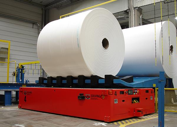 research paper automated material handling system Automate this part of the manufacturing process we need to develop automated material handling handling systems this paper automated nesting system.
